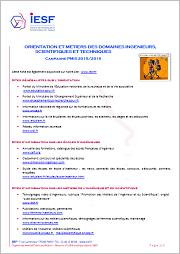 IESF_PMIS_Sites et Ressources Orientation