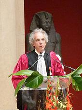 Alain Beretz président de l'université de Strasbourg