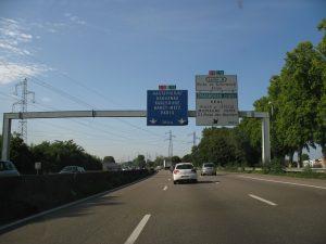 A35 Illkirch vers Strasbourg