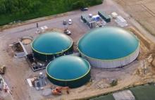 Unité de Biométhane en Alsace