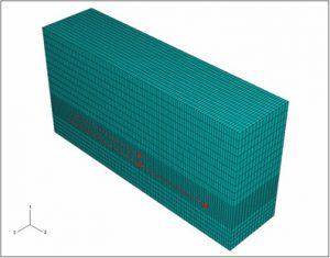 modèle utilisé lors des simulation